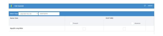 Phần mềm quản lý trung tâm ngoại ngữ